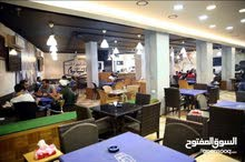 مقهى شعبي للبيع في مرج الحمام