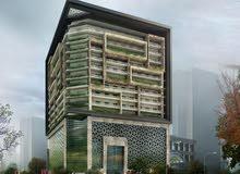 تملك استوديو في مشروع سمارت تاور ( عجمان ) اول برج ذكي فالامارة ( جاهز للسكن )