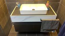 washing basin مغسلة كاملة