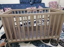 سرير أطفال من عمر سنه لخمس سنوات