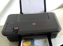 طابعة مع سكانر و نسخ           Printer  HP Desktjek 1050 printer scan copy