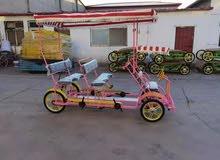 دراجات للكبار و الاطفال و العائلة