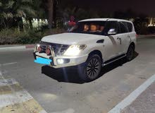 نيسان باترول موديل 2014 للبيع او البدل Nissan Patrol 2014 for sale or exchange