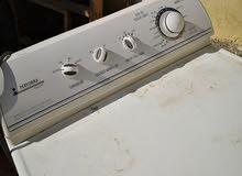 غسالة ونشافة وايربول سكراب Scrap washer and dryer