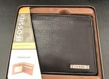 محفظة جلد Fossil