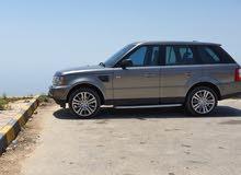 Range Rover 2009 وكالة عمان المالك الاول