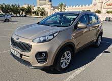 للبيع كيا سبورتاج 2017 .. 2400cc كاش و اقساط