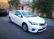 Toyota Corolla 2.0 XLI 2015 FOR SALE