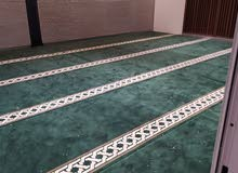 Mosque Carpet Sale and Fixing Services