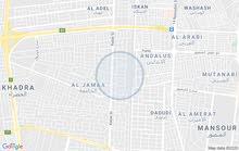 قطعة ارض 180 م حي الجامعة/ الخارجية