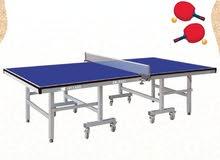 Tennis Table Professional Indoor Table (تنس طاولة)