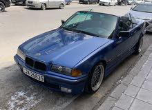 BMW 320 كشف وطواط