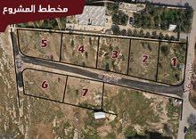 القطعة رقم 6 الأجمل ومطلة على القدس ومن المالك مباشرة