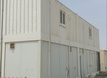 مجمع كرفانات كونتينرات office container portacabins