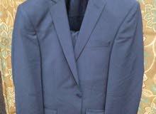 بدلة سوبر صوف 160s بسعر 45د فقط لون كحلي جديده تركي بسعر اقل من الجمله قياس 46