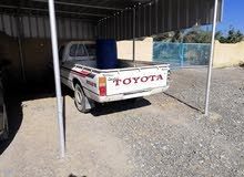White Toyota Hilux 1981 for sale