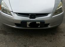 2003 Used Accord with Automatic transmission is available for sale