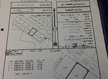 للبيع ارض في مدينة النهضة مربع 15