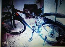 دراجات هوائية مستعملة شهرين فقط للللبع