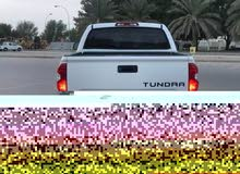 White Toyota Tundra 2015 for sale