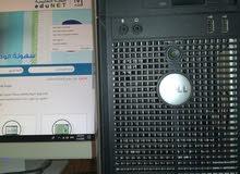 كمبيوتر dell 755 مستخدم computer dell 755