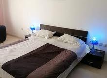 شقة متكونة من اثنين غرف و صاله للايجار باليوم في تونس العاصمة