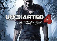 Uncharted 4 Pś4 Game