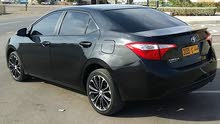 Toyota Corolla 2014 For sale - Black color