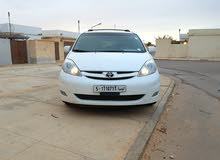 Toyota Siena 2009 for sale in Tripoli