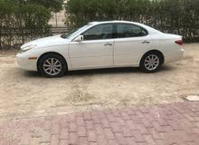 Lexus ES car is available for sale, the car is in  condition