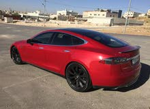 For sale a Used Tesla  2013