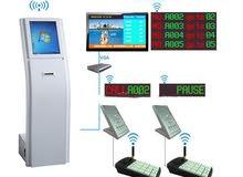 اجهزة  نظام ترتيب الصفوف,الطابور,ترتيب العملاء,طباعة ارقام العملاء,ترتيب الطابور,queue system