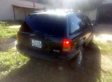 Automatic Black Jeep 2003 for sale