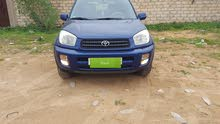 Automatic Blue Toyota 2002 for sale