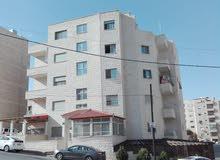 شقة للبيع في منطقة طبربور _ بلقرب من مركز أمن طارق _ مساحة 120 متر + روف
