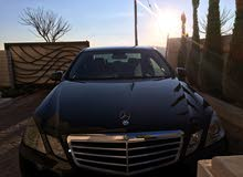 Mercedes Benz E 200 2010 For Sale