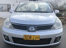 Used condition Nissan Versa 2012 with  km mileage
