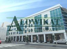 فندق للبيع في العبدلي بالقرب من البوليفارد بمساحة أرض 910م ومساحة بناء 2000م