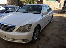 White Toyota Crown 2014 for sale