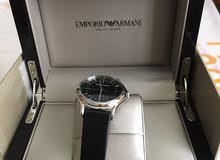 Emporio Armani Swiss Made ساعة سويسري  امبريو آرماني