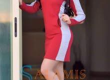 فستان اديداس رياضة قصير