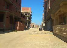 قطع اراضي للبيع بدمياط الجديدة امام الحي المميز بالقرب من المستشفى العسكري