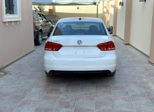White Volkswagen Passat 2015 for sale