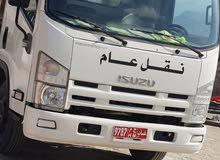 شاحنة ايسوزو . موديل : 2015