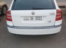 Gasoline Fuel/Power   Skoda Octavia 2008