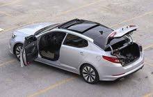 50,000 - 59,999 km Kia Optima 2013 for sale