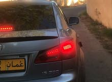Lexus IS car for sale 2007 in Muscat city