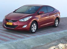 2013 Used Elantra with Automatic transmission is available for sale