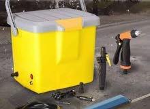 مضخة المياة المطورة لغسيل السيارات