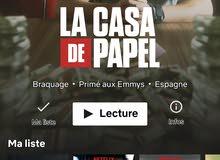 Netflix accounts premium